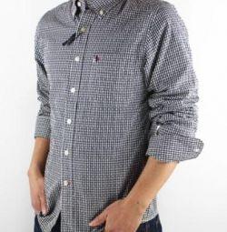 Рубашка Tommy Hilfiger новая S