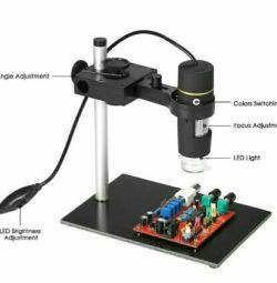 Микроскоп новый