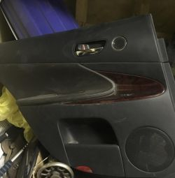 Door paneling for rear left Lexus GS 2005-2012