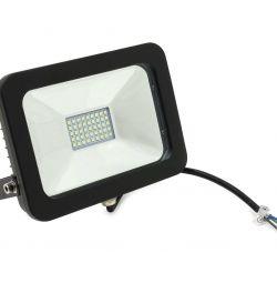 LED-uri de căutare cu LED-uri Smartbuy-30W / 6500K / IP65
