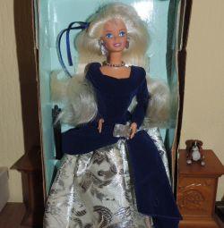 Barbie χειμερινή βελούδο