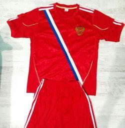 Russian national football team uniform