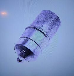 Масляный фильтр на Газ 53.