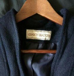 Coat Elisabeth Delacroix