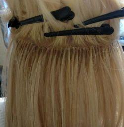 Capsulare, îndepărtare, extensii de păr