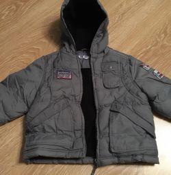 Jacket timp de 3-4 ani.