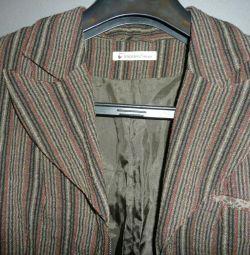 Пиджак дизайнерский, новый