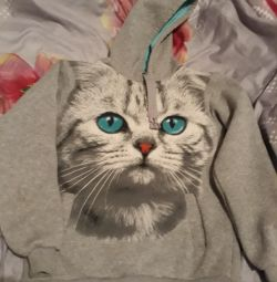 Χρησιμοποιημένο hoodie XS.