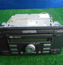 Receiver Ford Focus 2 DA3 QQDB 2004-2008
