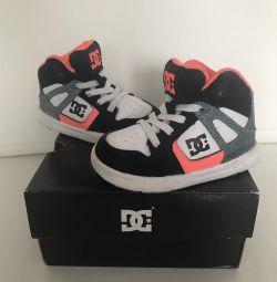 Spor ayakkabı DC R 19-21