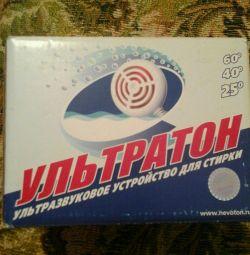 Dispozitiv de spălare cu ultrasunete.