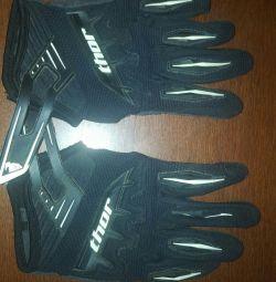 Перчатки для мотокросса