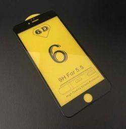 Güvenlik camı iPhone 6 / 6S