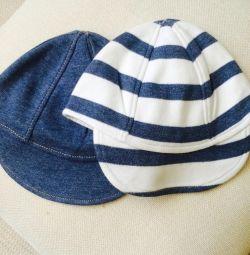 Caps of new mazerkeya 6-12 months