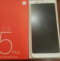 Τηλεφωνήστε στο νέο Xiaomi redmi 5 συν 4/64 GB