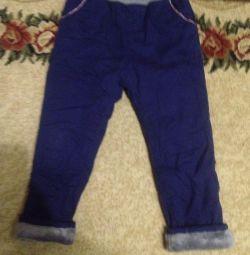 Γούνινα παντελόνια
