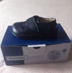 Orthopedic shoes from ORTENBERG, p. 25-26.