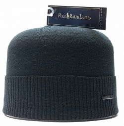 Cap Polo Ralph Lauren (black) thin