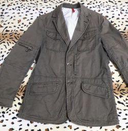 Піджак-куртка 48-50 розмір