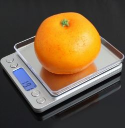 Весы электронные I-2000