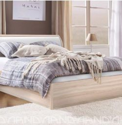 Bed with lifting mechanism