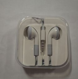 νέα ακουστικά μήλων