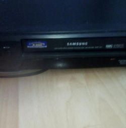 Recorder video Samsung