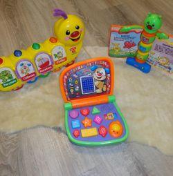 Fisher Price. Un set de jucării educaționale