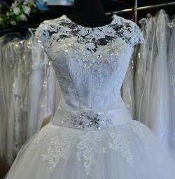 vânzare rochie de mireasă de vânzare r. 40-42-44