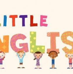 Αγγλικά για παιδιά ηλικίας 5-7 ετών