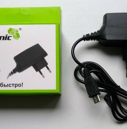 Charger, Micro USB