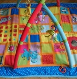 The mat developing Taf Toys 3 in 1