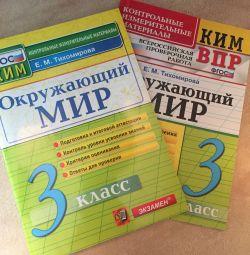 Tests around the world 3 class EM Tikhomirov