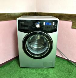 New SAMSUNG 6kg washing machine, Warranty