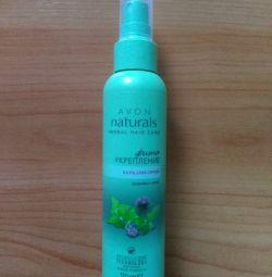 Бальзам-спрей для волос Крапива и лопух