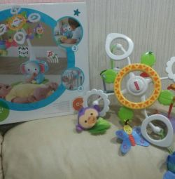 mobil FISHER PRICE