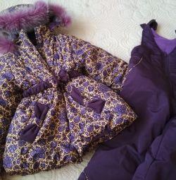 Зимний костюм OLMI в идеале