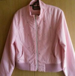 Куртка бомбер нов., 46 размер