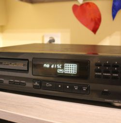 CD player SONY Sony CDP-M46 Disc Player
