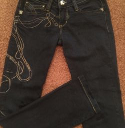 Jeans Italy Trousers warm