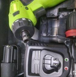 ProCraft 12 DFR Screwdriver