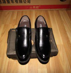 New men's shoes