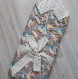 Boşaltma / battaniye için zarf