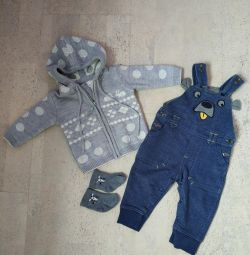 Jumpsuit for boy