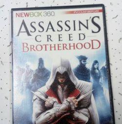 Assassin's Creed: Brotherhood XBOX360 CD
