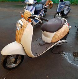 4-stroke scooter Honda CREA SCOOPY