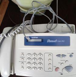 Телефон-факс Brother 202