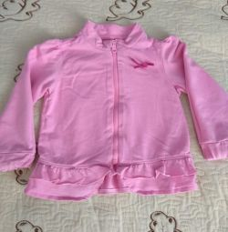 Blouse for a girl