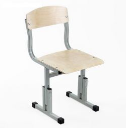 Chair for school adjustable, NEW