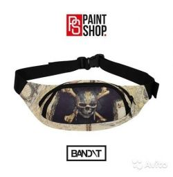 Барсетка Bandit Bag XL Pirates